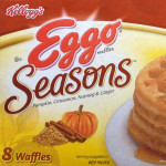 pumpkin waffles box