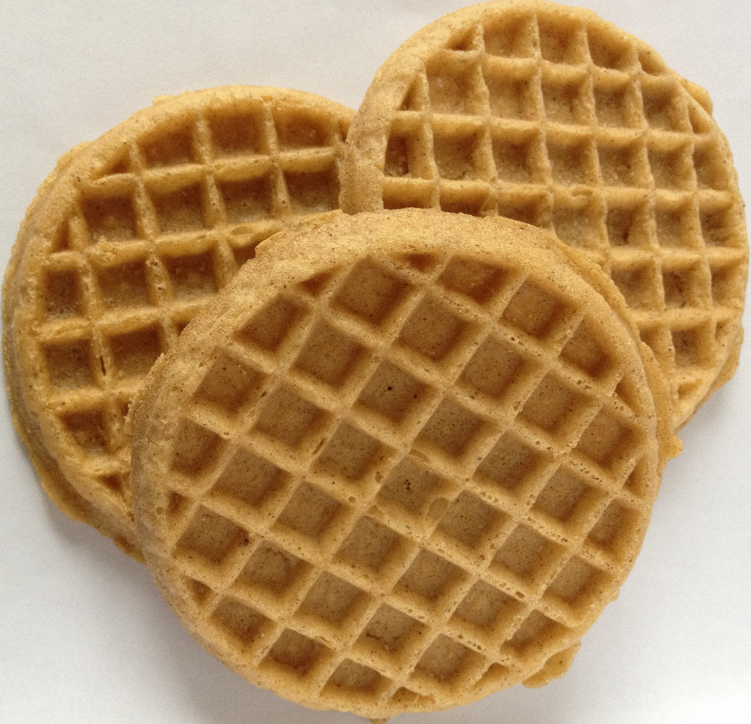 the same texture as other eggo waffles i ve tried